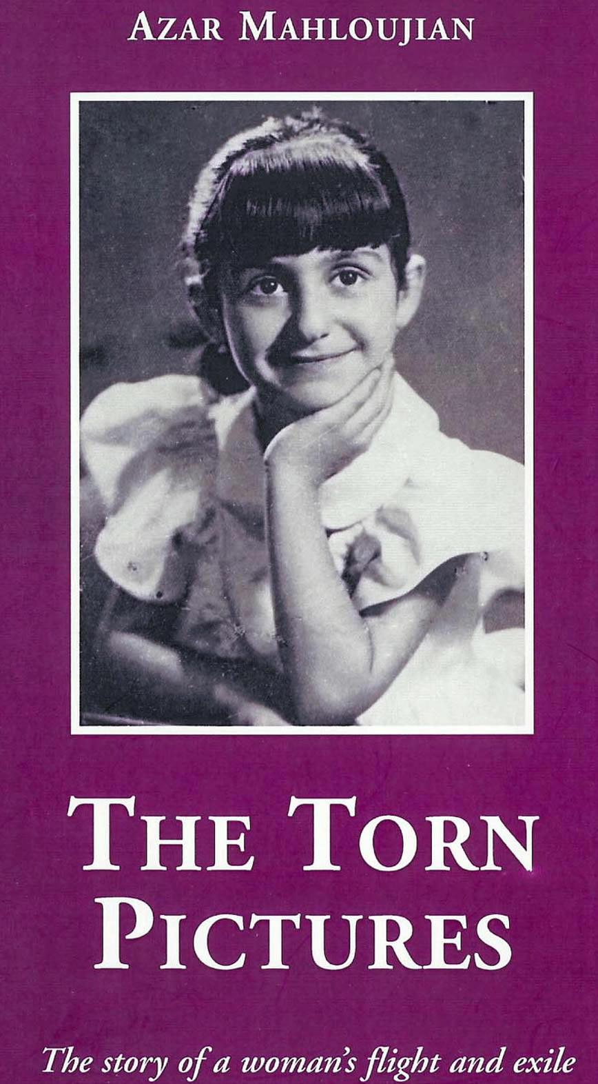 The Torn Pictures, Azar Mahlloujian, June, 2005, ISBN 91-7910-682-X,     Click here for the full size